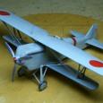 川崎 九五式戦闘機Ⅱ型 05