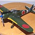 中島1式戦闘機Ⅰ型 隼 01