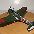 中島1式戦闘機Ⅰ型 隼 03