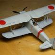 川崎 九五式戦闘機Ⅱ型 02