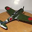 中島1式戦闘機Ⅰ型 隼 04