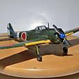 中島1式戦闘機Ⅰ型 隼 06