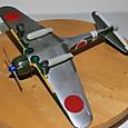 中島1式戦闘機Ⅰ型 隼 07