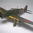 五式戦闘機 ファストバック型 01