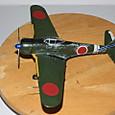 中島1式戦闘機Ⅰ型 隼 09