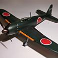 三菱 十七試艦上戦闘機 烈風11型試作3号機 01