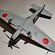 三菱 十七試艦上戦闘機 烈風11型試作3号機 04