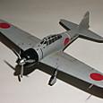 三菱 零式艦上戦闘機21型 01
