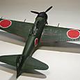 零式艦上戦闘機52型 09