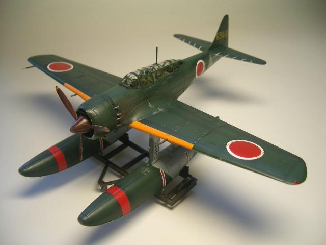 水上偵察機 「瑞雲」 (E16A) 01