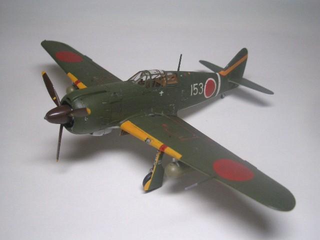 五式戦闘機 ファストバック型 02