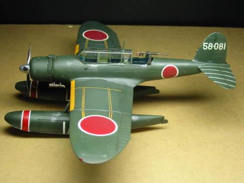 零式三座水上偵察機 02