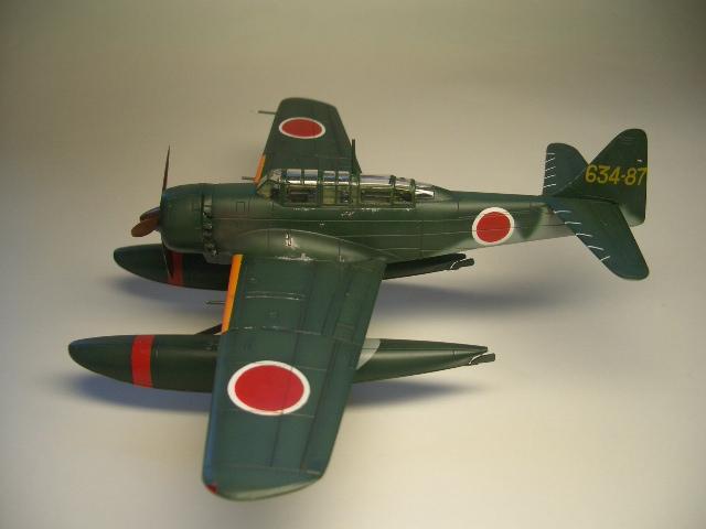 水上偵察機 「瑞雲」 (E16A) 02
