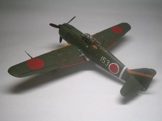 五式戦闘機 ファストバック型 03