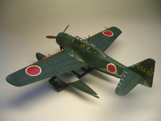 水上偵察機 「瑞雲」 (E16A) 03
