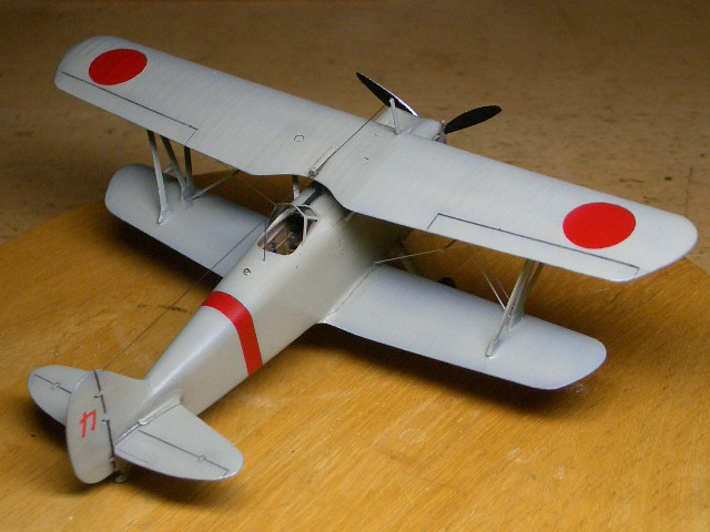 川崎 九五式戦闘機Ⅱ型 03