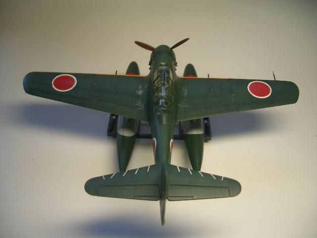 水上偵察機 「瑞雲」 (E16A) 04