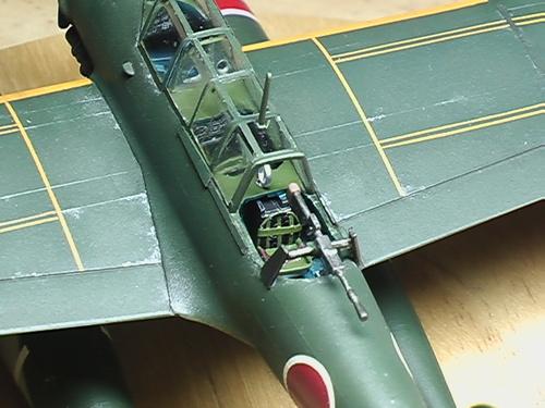 零式三座水上偵察機 06