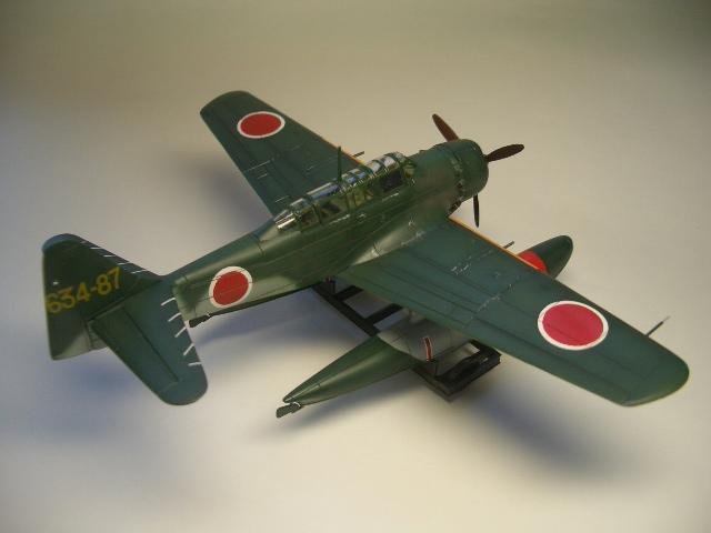 水上偵察機 「瑞雲」 (E16A) 05