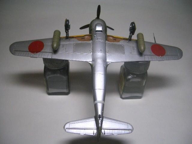 五式戦闘機 ファストバック型 06
