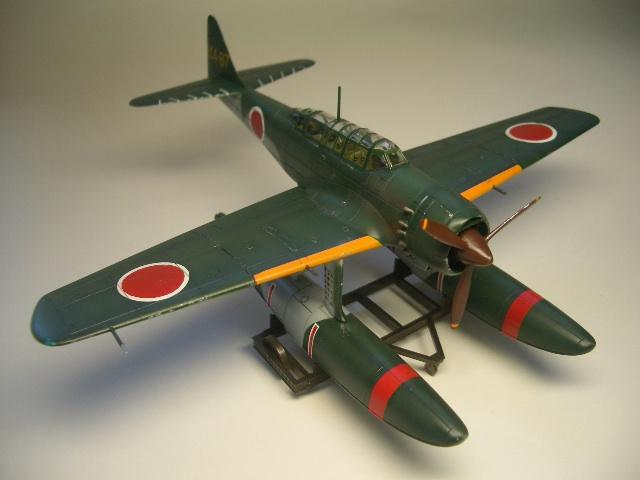 水上偵察機 「瑞雲」 (E16A) 06