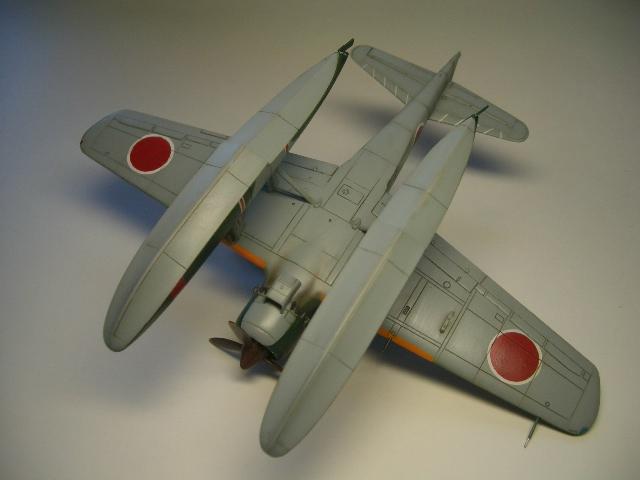 水上偵察機 「瑞雲」 (E16A) 07