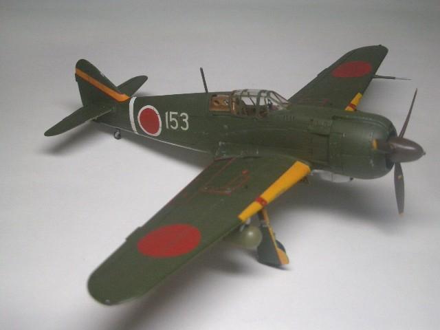 五式戦闘機 ファストバック型 07