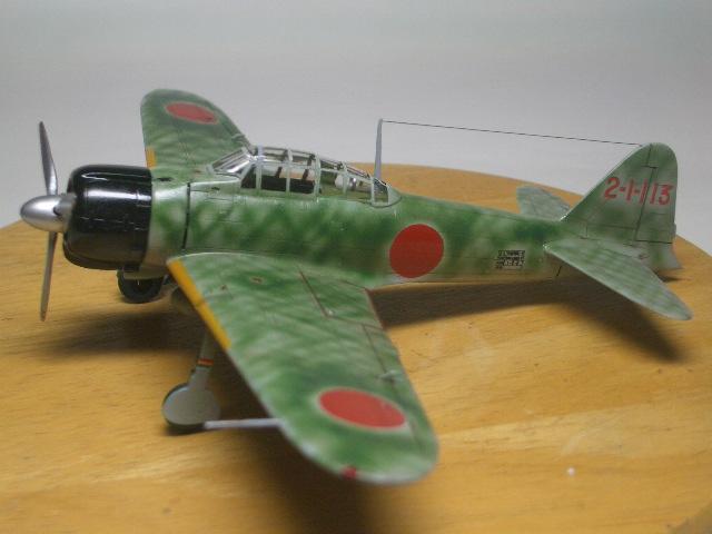 零戦21型 03