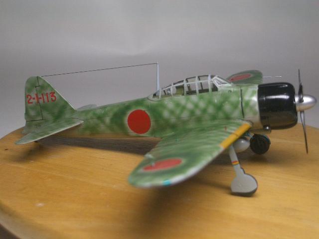 零戦21型 06
