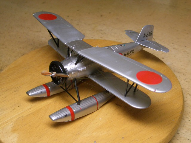 93式水上中間練習機(K5Y2) 02