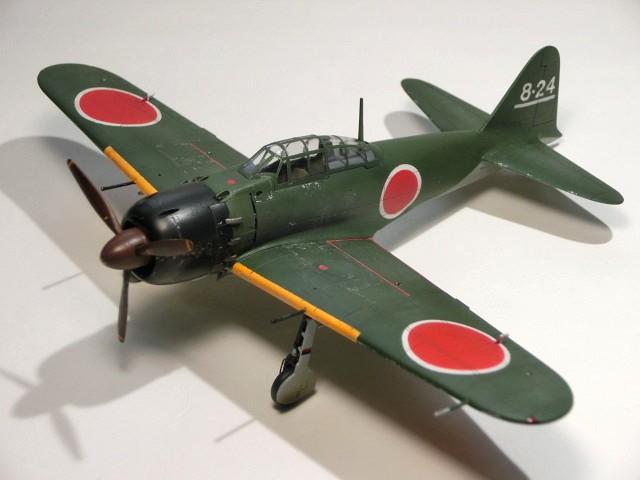 零式艦上戦闘機52型 02