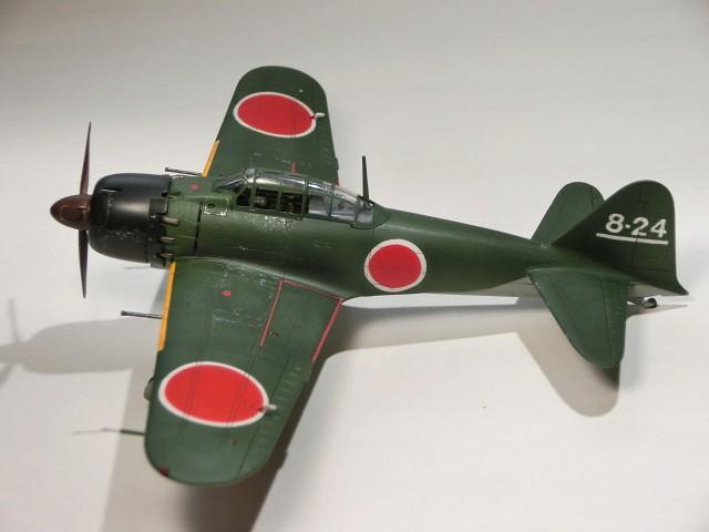 零式艦上戦闘機52型 03