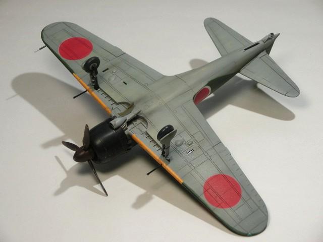零式艦上戦闘機52型 05