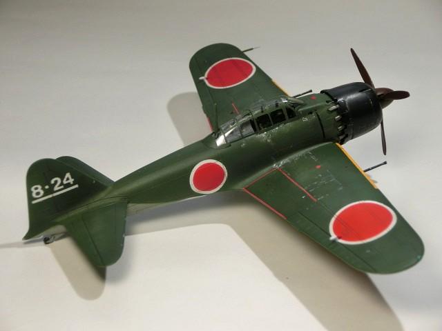 零式艦上戦闘機52型 06