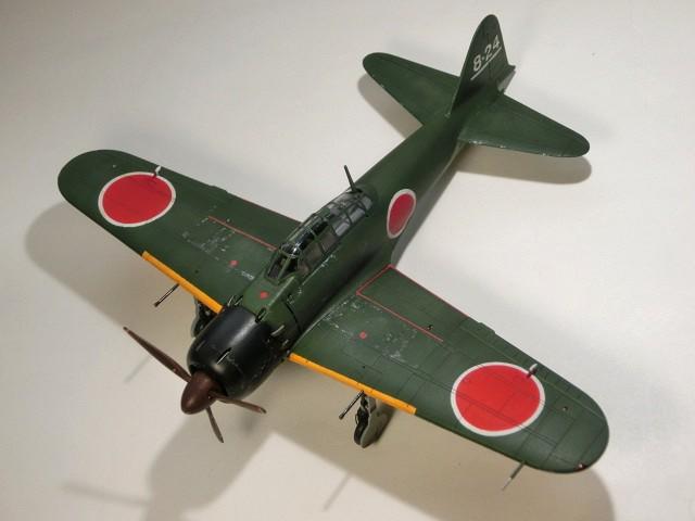 零式艦上戦闘機52型 07