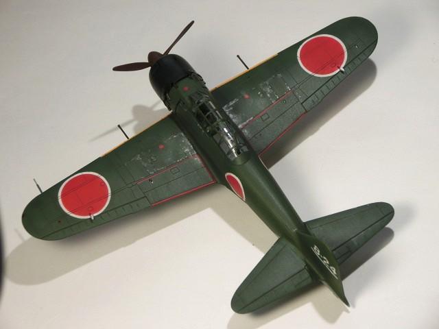 零式艦上戦闘機52型 08