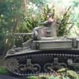 M3 Stuart In New Guinea 04