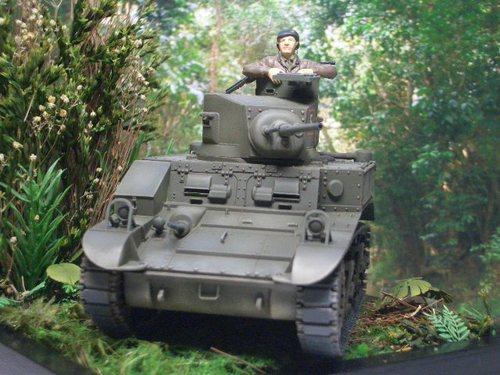 M3 Stuart In New Guinea 01