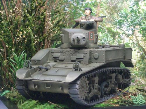 M3 Stuart In New Guinea 02