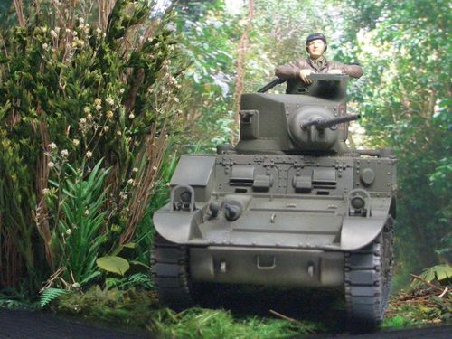 M3 Stuart In New Guinea 03
