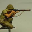 日本陸軍兵士(狙撃兵)02