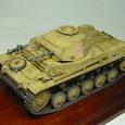 タミヤ Ⅱ号戦車F型