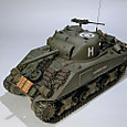 M4シャーマン(初期型) 01