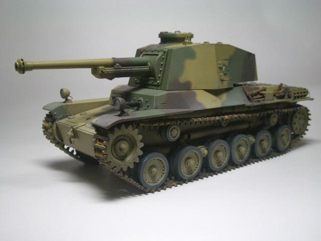 三式中戦車「チヌ」01