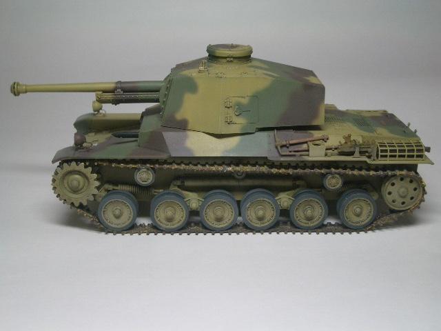 三式中戦車「チヌ」02