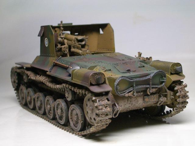 一式砲戦車(ホニⅠ) 03