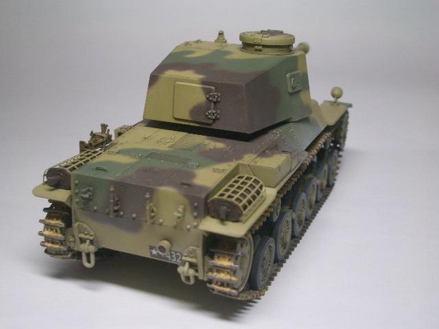 三式中戦車「チヌ」04