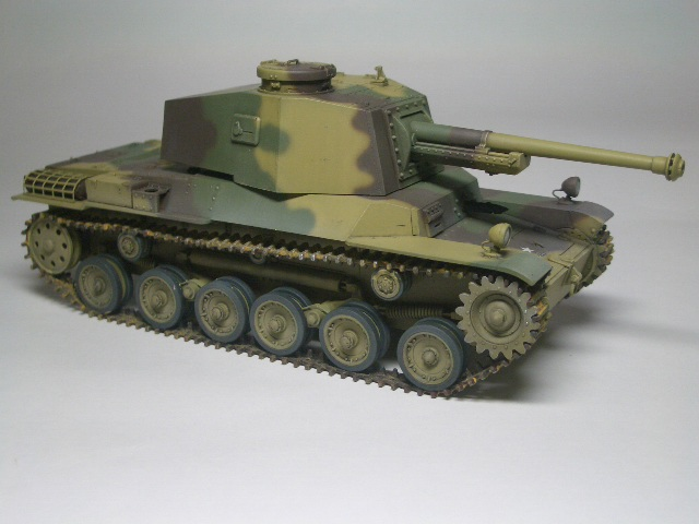 三式中戦車「チヌ」05