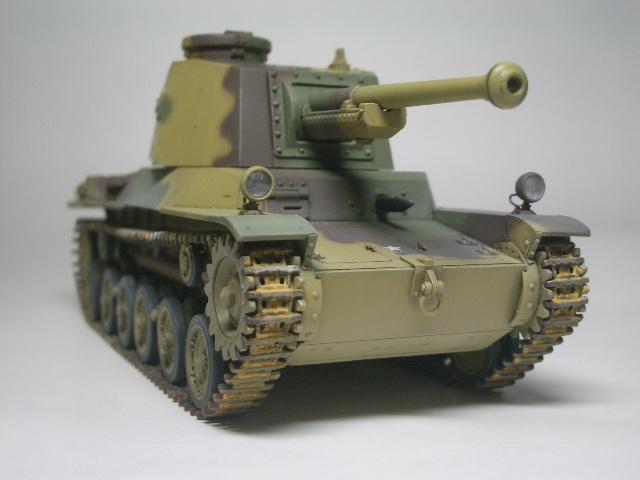 三式中戦車「チヌ」06