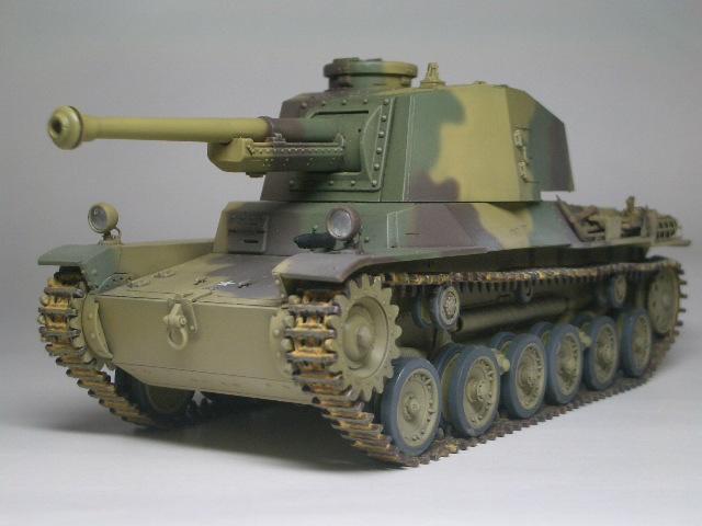 三式中戦車「チヌ」07